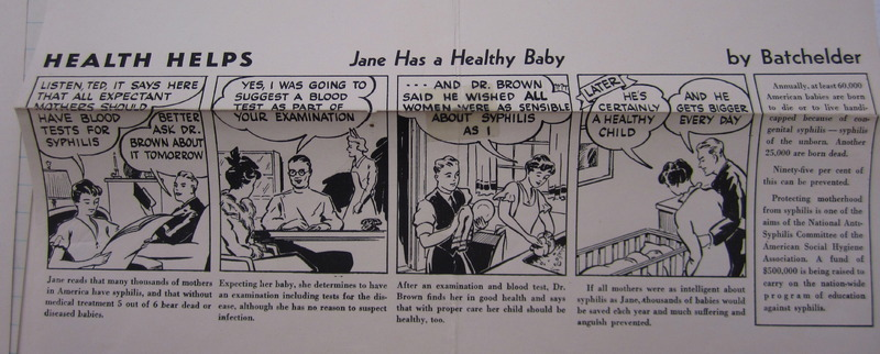 """Health Helps: Jane Has a Healthy Baby"""
