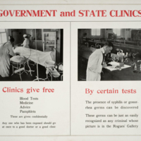 """""""Government and State Clinics"""""""