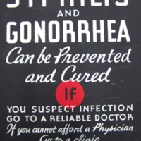 1940* Syphilis and Gonorrhea Poster 2.jpg