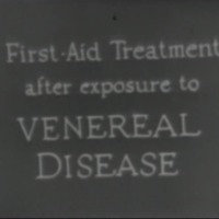 First Aid Treatment after Exposure to Venereal Disease