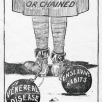 Will You Be A Free Man or Chained 1918.jpg