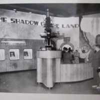 Shadow on the Land (Syphilis) Exhibit