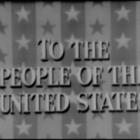 To the People of the United States