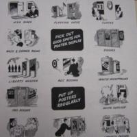 1941 Placing Navy Medical Posters 2.jpg