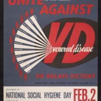 1944 NSHD Poster Unite Against.jpg