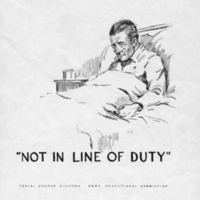 Not In The Line of Duty 1918.jpg