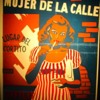 """""""Mujer de la Calle"""""""