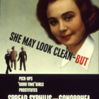 """She May Look Clean--But"""