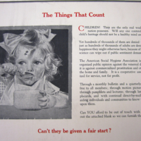 """""""The Things That Count"""""""